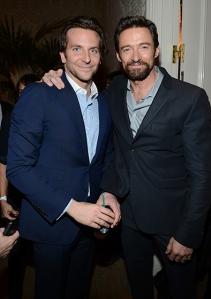 Bradley Cooper y Hugh Jackman